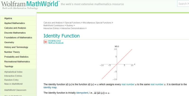 WolframMathWorld